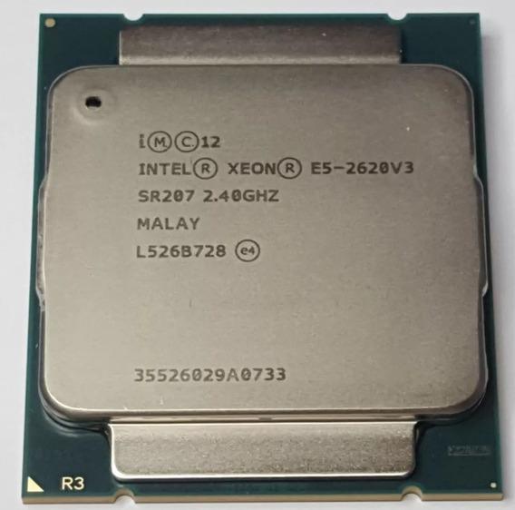 Intel Xeon E5 2620v3