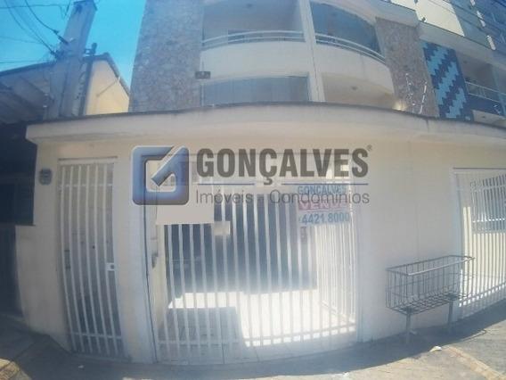 Venda Apartamento Santo Andre Campestre Ref: 49558 - 1033-1-49558