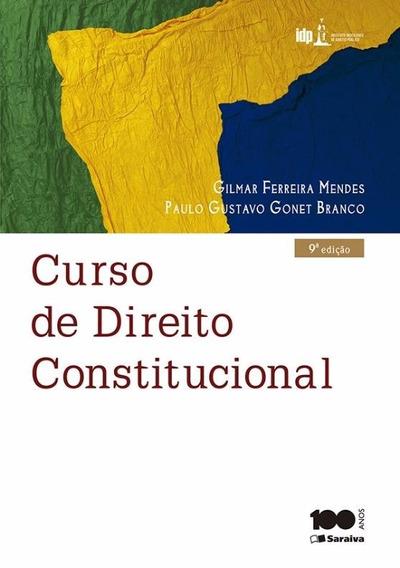 Curso De Direito Constitucional - Gilmar Mendes 9ª Edição