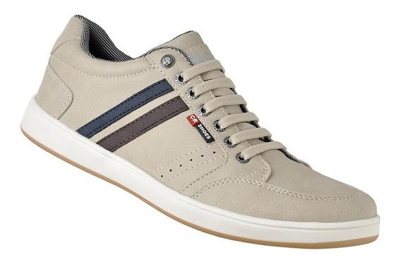 Sapatenis Crshoes Sapato Masculino Adulto Casual