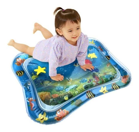 Tapete De Água Inflável Estimulador Para Bebê