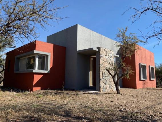Casa 3 Ambientes A Estrenar Merlo San Luis Oportunidad
