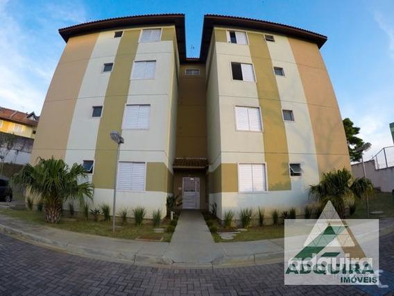 Apartamento Padrão Com 3 Quartos - 654464-l