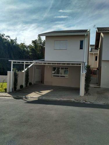 Imagem 1 de 7 de Casa De Condomínio Com 2 Dorms, Caetetuba, Atibaia - R$ 395.000,00, 120m² - Codigo: 1690 - V1690