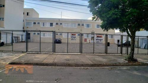 Kitnet Com 1 Dormitório Para Alugar, 30 M² Por R$ 1.050,00/mês - Barão Geraldo - Campinas/sp - Kn1054