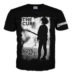 Playera The Cure Modelo Boys Don