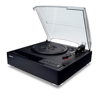 Toshiba Tocadiscos Con Altavoces Estéreo Bluetooth Y Codific
