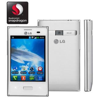 Lg Optimus L3 E400 Android Wifi Gps Cam 3.2mp Branco | Novo