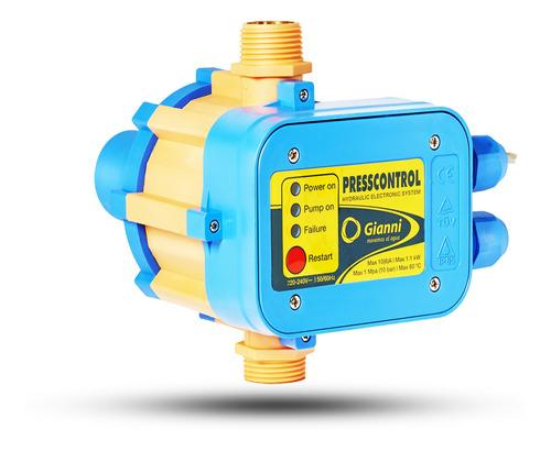 Presurizador Electrónico Automático Gianni Presscontrol