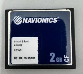 Carta Eletrônica Navionics Raymarine Series C, E, A, Antiga.