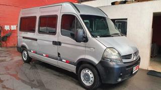 Renault Master Bus 16 Lug Diesel 2010 (menos Ar Condic)