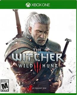 The Witcher 3 Seminuevo Xbox One (en D3 Gamers)