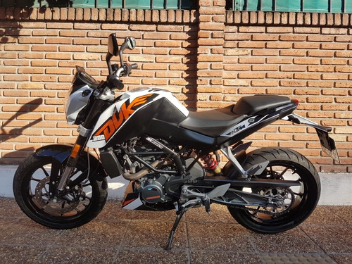 Ktm Duke 200 Ns Permuto Qr Motors