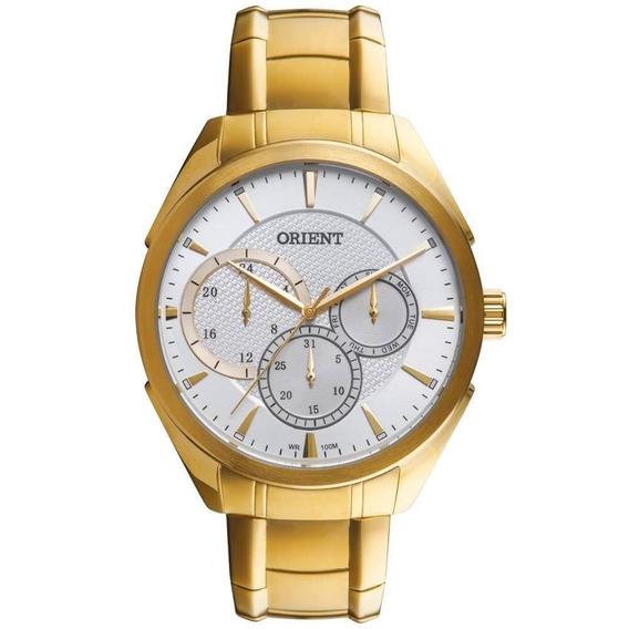 Relógio Orient Masculino Mgssm020 S1kx