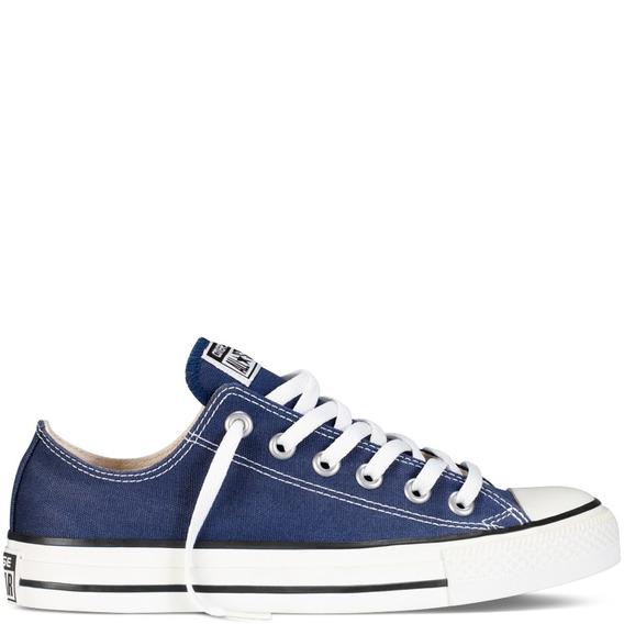 Zapatillas Converse Bajas Azul 156991