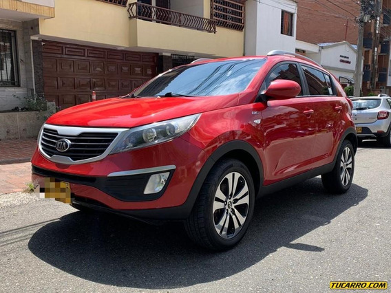 Kia New Sportage Revolution 4x4 Full Mecánica