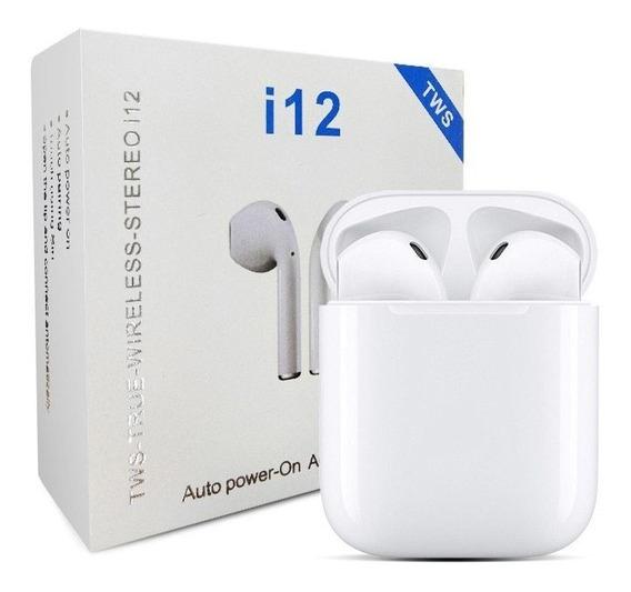 Audífonos Inalámbricos I12 Tws Bluetooth 5.0 AirPods Oferta