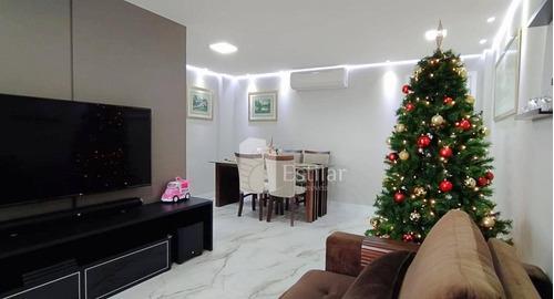 Imagem 1 de 29 de Apartamento 03 Quartos (01 Suíte) No São Pedro, São José Dos Pinhais - Ap3189