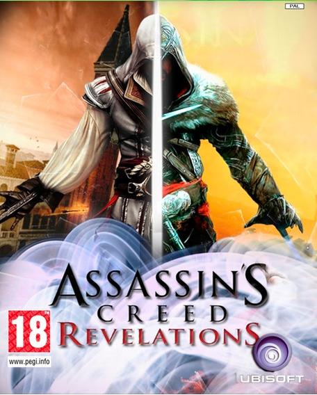 Assassins Creed Revelations Pc Envio No Mesmo Dia!!