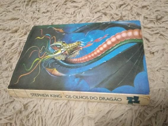 Livro Os Olhos Do Dragão - Stephen King