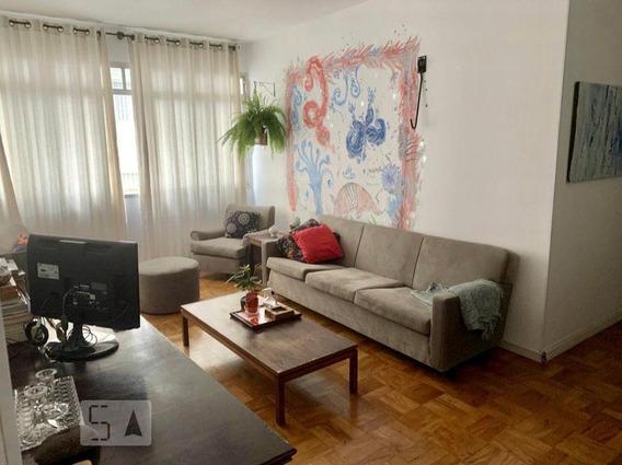 Apartamento Para Aluguel - Itaim Bibi, 3 Quartos, 110 - 893094309