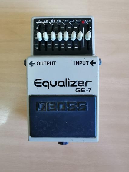 Equalizer Ge-7 Boss