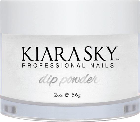 Esmalte Kiara Sky Dip Powder 2 Onzas Natural Dnatural