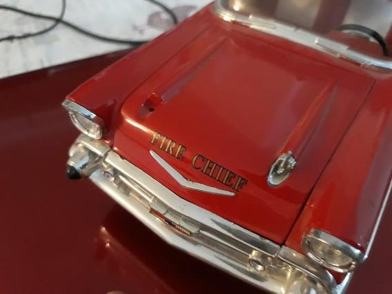 1957 Chevy Bel Air - Carro Chefe De Bombeiros