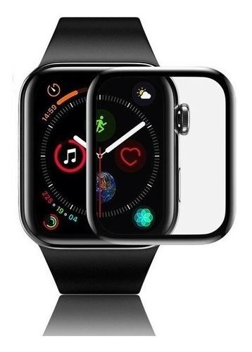 Película Vidro 3d Apple Watch Series 5 / 4 44mm Baseus