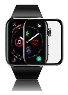 Película Vidro 3d Apple Watch Series 5 / 4 44mm Baseus