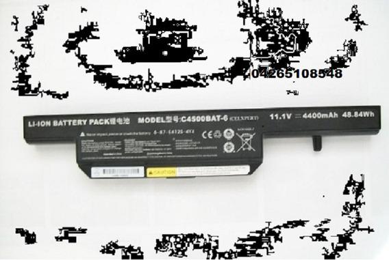 Bateria Para Lenovo Mod. C4500bat.6 11.1v 4400mah 48.84 Wh