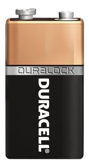 Pilha Bateria Alcalina Duracell 9v | Original Usa - Dez 2020