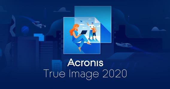 Acronis True Image 2020 + Boot Cd Windows - Receba Hoje