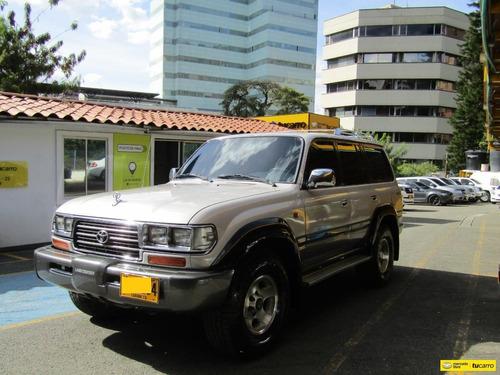 Imagen 1 de 14 de Toyota Land Cruiser 4.5 Fzj80 L