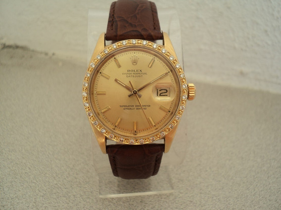 Rolex Datejust Ref. 1601 Automatico 18k