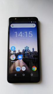 Celular Tech4u S8 5.5¨ 13mpx/8mpx,8gb Rom/1gb Ram, Huella