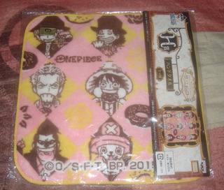 Toalla De One Piece Marca Banpresto