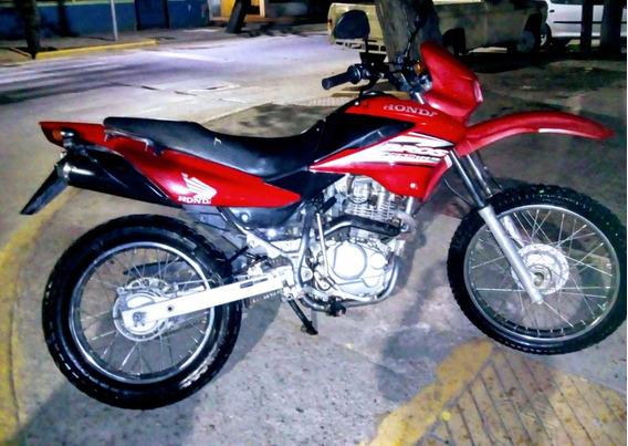 Honda Bross Nxr 125 - Enduro Calle