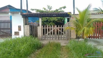 Casa Geminada À Venda , Próximo Ao Asfalto .ref. 2928 M H