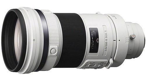 Sony 300mm F/2.8 G Ssm Ii Lente 300