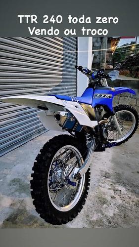 Yamaha Ttr 230 Toda Prepara