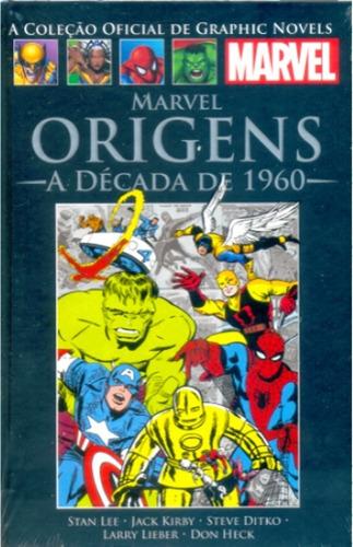 Marvel Origens A Década De 1960 Salvat Quarteto Fantástico