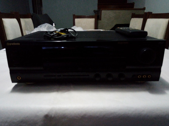 Receiver Home Theater Gradiente Dpr 300 Dolby Pro-logic
