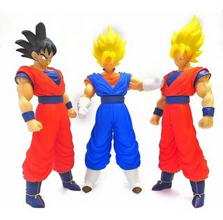 Muñeco Dragon Ball Goku - Vegetto- Banpresto 40cm Children