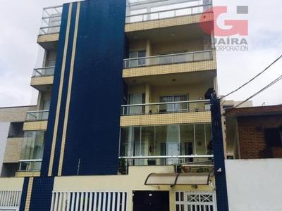 Cobertura Residencial Para Venda E Locação, Centro, São Bernardo Do Campo - Co4251. - Co4251