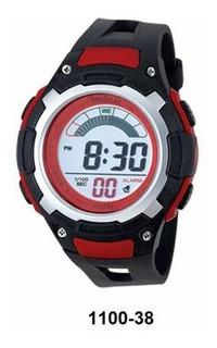 Reloj Digital Sumergible Hombre O Adolescente 1100-38