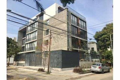 Nuevo Departamento Tipo Loft En La Zona De Chapultepec