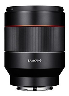 Samyang Syio50af E 50mm F1.4 Full Frame Auto Focus Lens