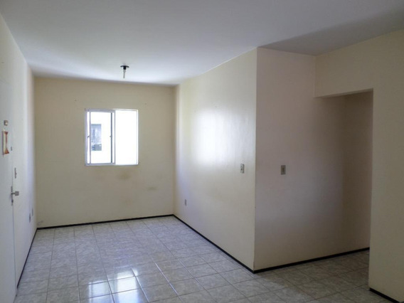 Apartamento Em Papicu, Fortaleza/ce De 70m² 3 Quartos Para Locação R$ 700,00/mes - Ap322419
