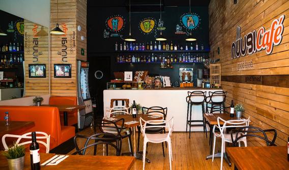Restaurante Con Terraza En Santa Fe